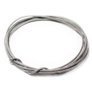 Vintage Style Braided Steel Wire