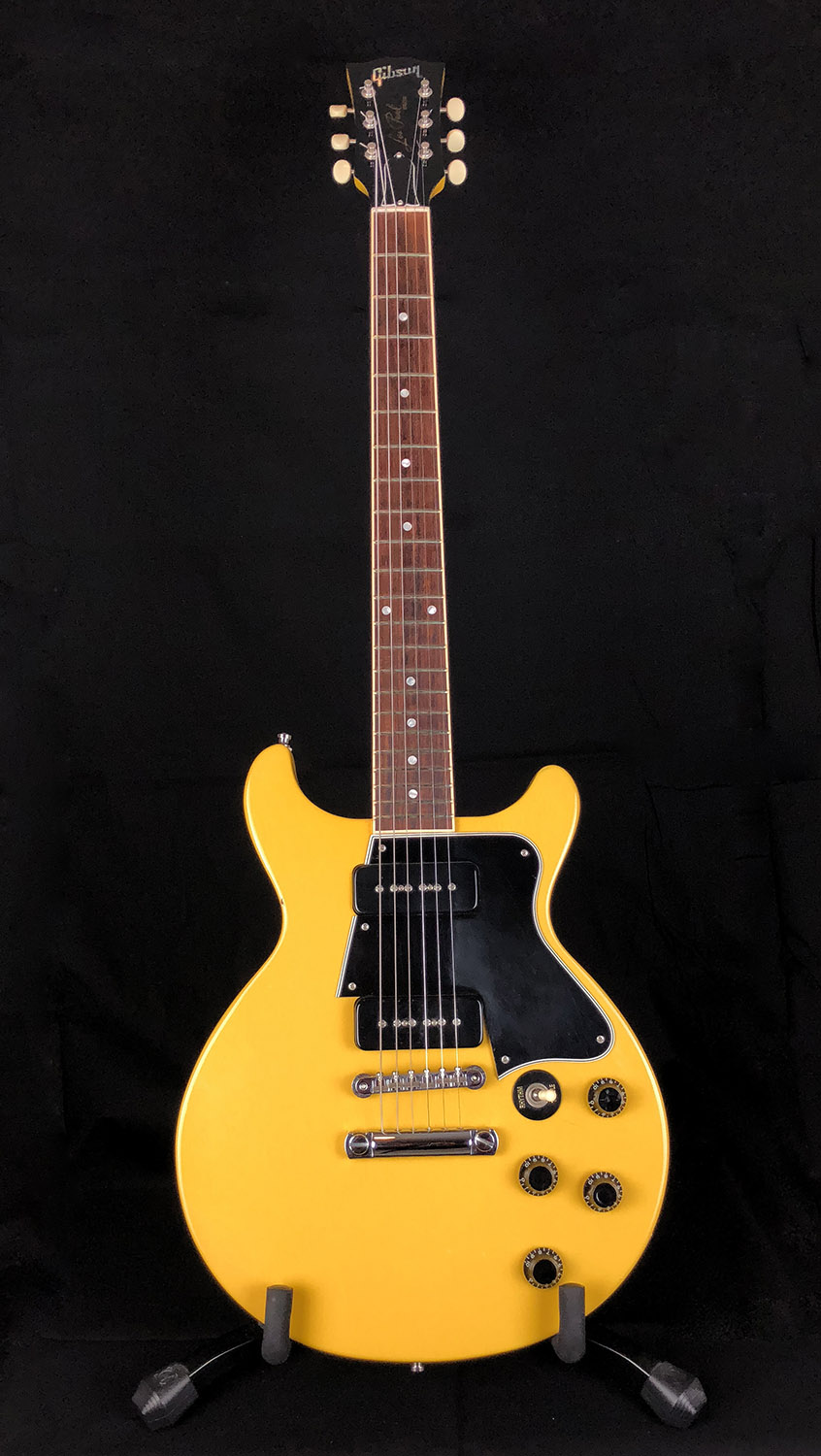 Gibson Les Paul Special Dc Tv Yellow 1997